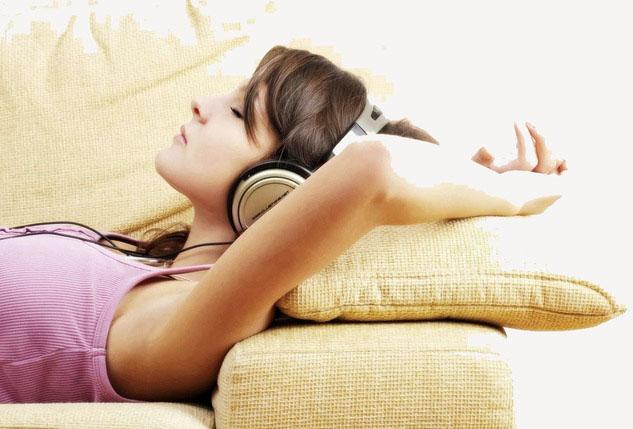 Слушать спокойную музыку